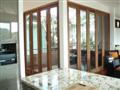 Recycled timber bi-fold doors by Rustic Impressions, Brisbane